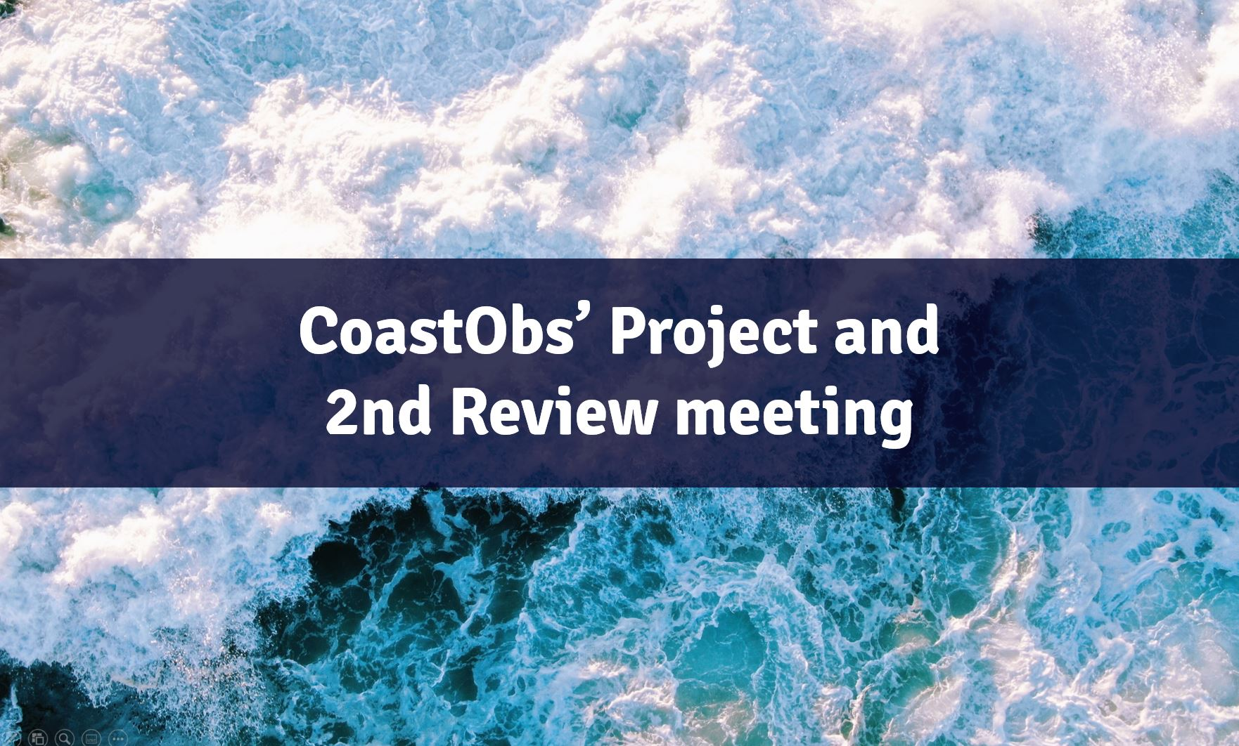 Project and 2nd review meetings!